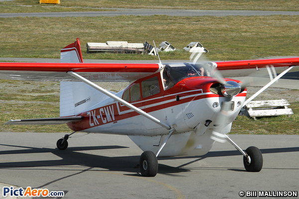 Cessna 185 Skywagon (Private)