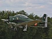 North American T-28A Fennec (F-AZKG)