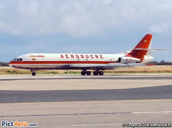 Aérospatiale SE-210 Caravelle 10-B3 (Aerosucre)