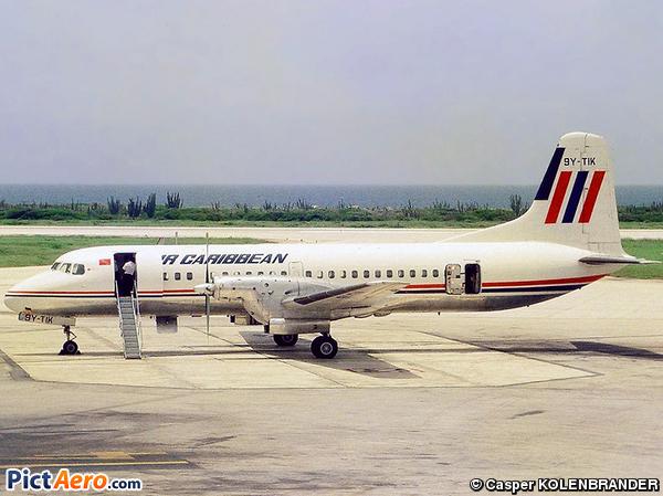 NAMC YS-11 (Air Caribbean)