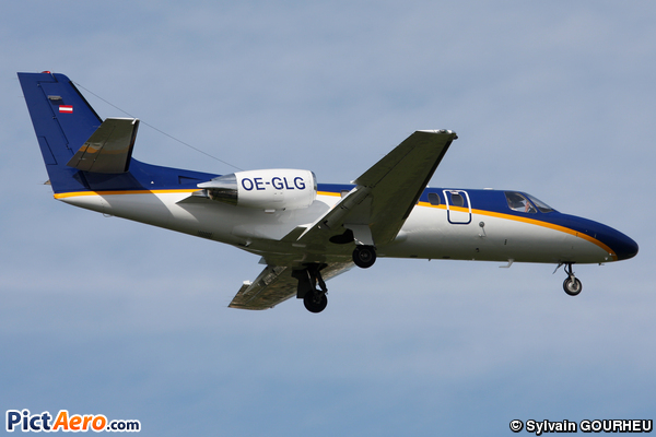 Cessna 550B Citation Bravo (Airlink Luftverkehrs)