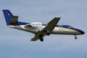 Cessna 550B Citation Bravo (OE-GLG)