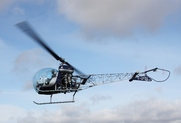 Bell 47G-4A  (F-GFZU)