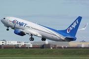 Boeing 737-8AS (C-FYQN)