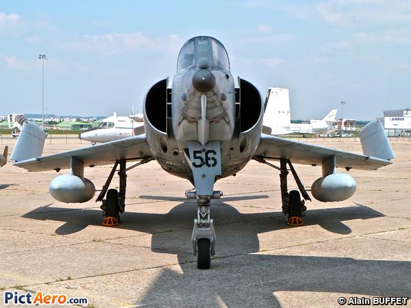 Dassault Etendard IVM (France - Navy)