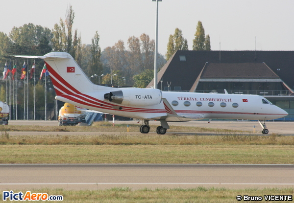 Gulfstream Aerospace G-IV Gulfstream IV (Turkey - Government)