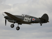 Curtiss P-40B Warhawk (G-CDWH)