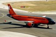 Airbus A320-211 (UR-DAK)