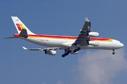 Airbus A340-313E (EC-LKS)