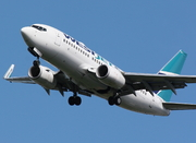 Boeing 737-7CT (C-FWSX)
