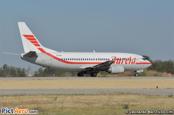 Boeing 737-35B (Aurela)