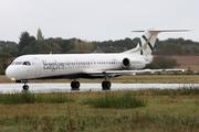 Fokker 100 (F-28-0100) (I-GIOI)