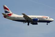 Boeing 737-5H6 (G-GFFH)