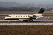 Canadair CL-600-2B16 Challenger 604 (D-AETV)