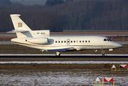 Dassault Falcon 900EX (VP-BOZ)