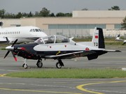 Hawker Beechcraft AT-6B Texan II (17-TQ)