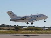 Canadair CL-600-2B16 Challenger 604 (D-AAOK)