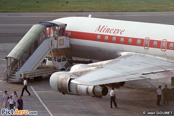 Douglas DC-8-53 (Minerve)