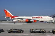 Boeing 747-437 (VT-EVA)