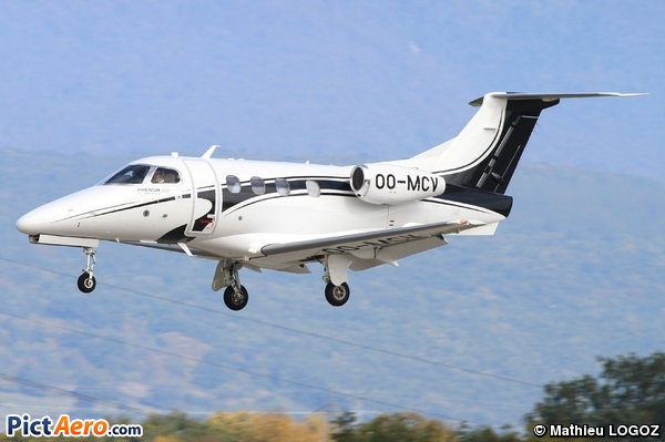 Embraer 500 Phenom 100 (Abelag Aviation)