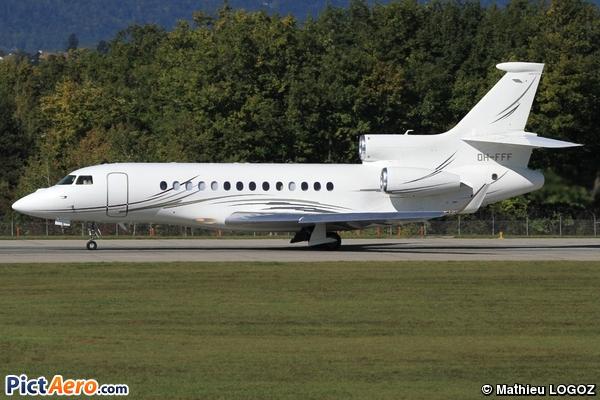 Dassault Falcon 7X (Airfix Aviation)