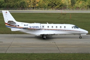Cessna 560XL Citation XLS (D-CVVV)