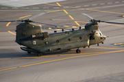 Boeing Chinook HC2  (ZA679)