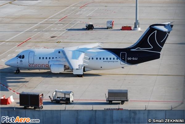 BAe 146-200 (Korongo Airlines)