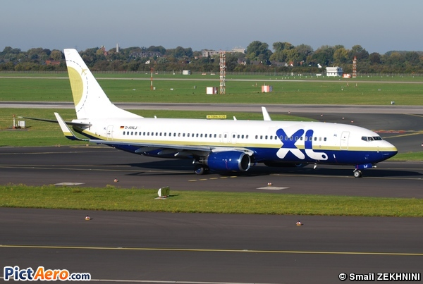 Boeing 737-81Q (XL Airways Germany (Miami Air))