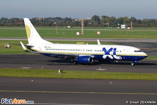 Boeing 737-81Q (XL Airways Germany (Miami Air))