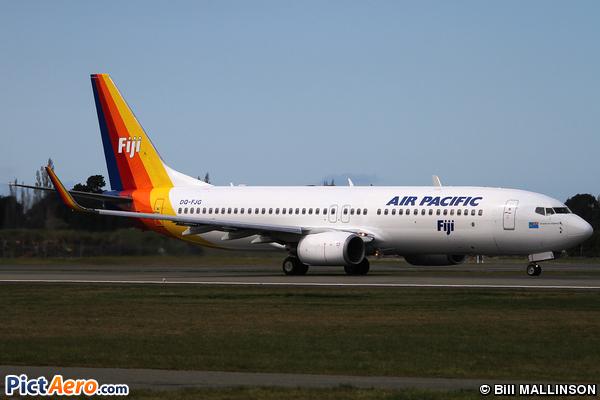 Boeing 737-8X2/WL (Air Pacific)