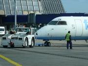 Bombardier Dash8-Q402 (G-JEDW)