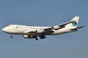 Boeing 747-281B/SF (EK-74799)
