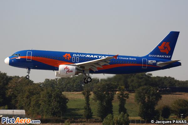 Airbus A320-216/WL (AirAsia)