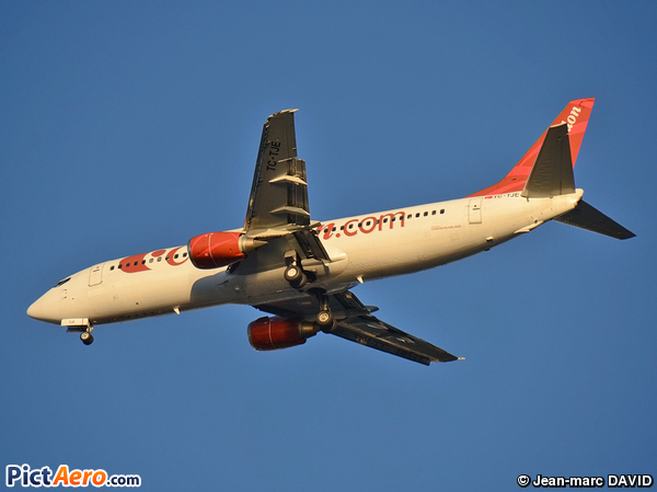 Boeing 737-4Y0 (Corendon Airlines)