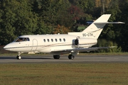 RAYTHEON HAWKER 800 XP (9G-CTH)