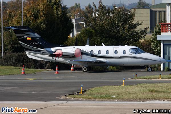 Beech Hawker 400XP (Aerodynamics Malaga SL)