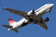 Airbus A319-115X/CJ (9H-SNA)