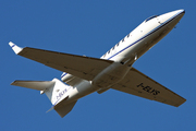 Learjet 40 (I-ELYS)