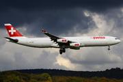 A340-313X - HB-JMF