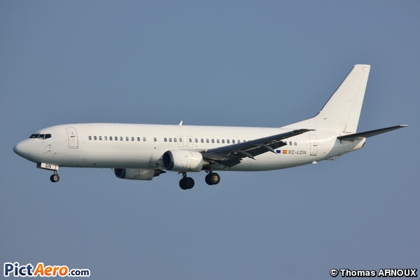 Boeing 737-448 (Mistral Air (Calima))