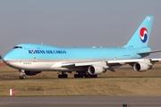 Boeing 747-4B5F /LCD (HL7467)