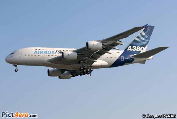 Airbus A380-861 (Airbus Industrie)