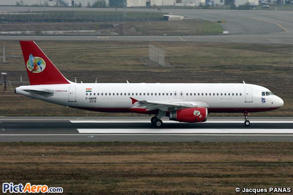 Airbus A320-232 (Air Deccan)