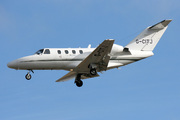 Cessna 525 CitationJet (G-CITJ)