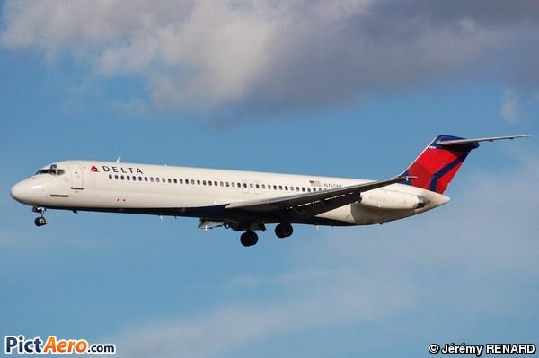 McDonnell Douglas DC-9-51 (Delta Air Lines)