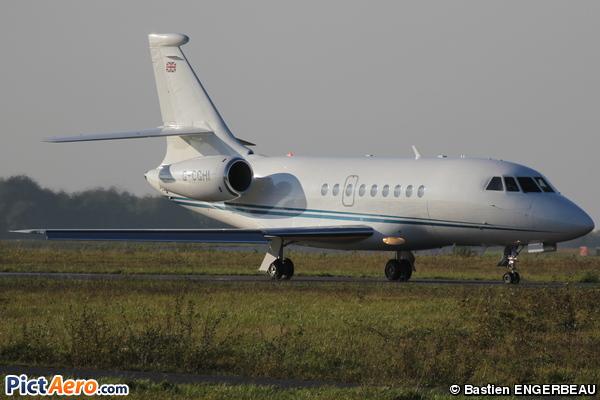 Dassault Falcon 2000 (Execujet UK Ltd / Warton Ltd)