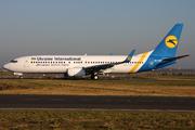 Boeing 737-8HX(WL) (UR-PSC)