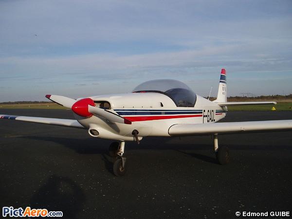 Fournier RF-6B 100 (Edmond Guibé)