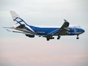 Boeing 747-4HA/ER/F (VP-BIM)